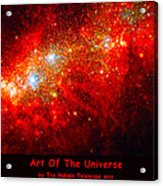 The Art Of The Universe 309 Acrylic Print