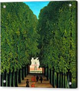The Avenue In The Park At Saint Cloud    Acrylic Print