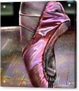 The Ballerina Acrylic Print