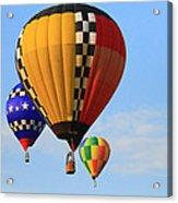 The Balloons Acrylic Print