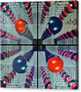 The Balls Acrylic Print