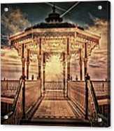 The Bandstand Acrylic Print