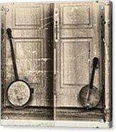 The Banjo Story Acrylic Print
