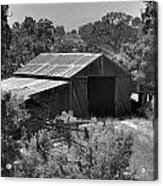 The Barn 2 Acrylic Print