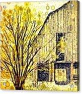 The Barn Where... Acrylic Print