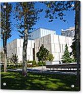 The Barnes Museum - Philadelphia Acrylic Print