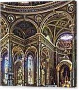 The Basilica Of St. Josaphat Acrylic Print
