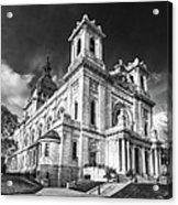 The Basilica Of St Mary Acrylic Print