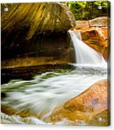 The Basin Acrylic Print