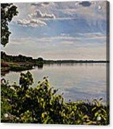 The Bay Of Green Bay Acrylic Print