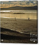 The Beach At Mounts Bay Acrylic Print