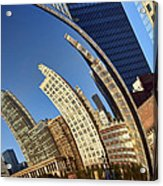 The Bean - 1 - Cloud Gate - Chicago Acrylic Print