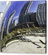 The Bean In Chicago-003 Acrylic Print