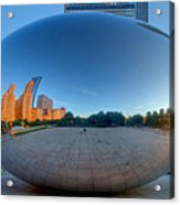 The Bean In Chicago Acrylic Print