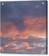 The Bear In The Sky Acrylic Print