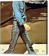 The Beatles Abbey Road Artwork Part 1 of 4 Acrylic Print