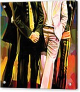 The Beatles Artwork 3 Acrylic Print