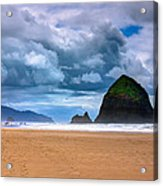The Beautiful Cannon Beach Acrylic Print