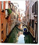 The Beauty Of Venice Acrylic Print