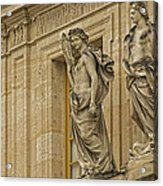 The Beauty Of Versailles - 2 Acrylic Print