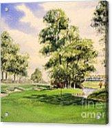 The Belfry Brabazon Golf Course 10th Hole Acrylic Print