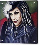 The Bella Luna Acrylic Print