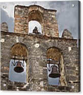 The Bells Of Espada Acrylic Print