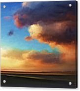 The Best Of The West Acrylic Print