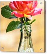 The Best With Dr Pepper Acrylic Print