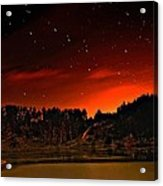 The Big Dipper Acrylic Print