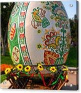 The Big Egg 3 Acrylic Print