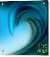 The Big Wave Of Hawaii 3 Acrylic Print