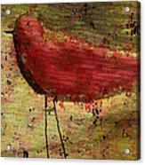 The Bird - 24a Acrylic Print