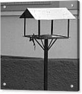 The Bird House Acrylic Print