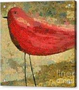 The Bird - K03b Acrylic Print