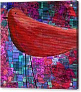 The Bird - S23a01bb Acrylic Print