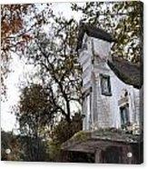 The Birdhouse Kingdom - Mountain Chickadee Acrylic Print