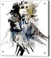 The Birdman Acrylic Print