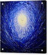 The Birth Of Universe Acrylic Print