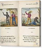 The Black Man's Lament Acrylic Print