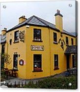 The Blind Piper Pub Acrylic Print