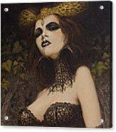 The Blood Countess Acrylic Print