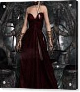 The Blood Queen Acrylic Print