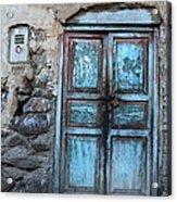The Blue Door 1 Acrylic Print