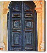 The Blue Door Venice Acrylic Print