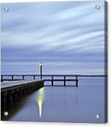 The Blues Lavallette New Jersey Acrylic Print