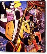 The Blues People Acrylic Print