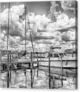 The Boat Acrylic Print
