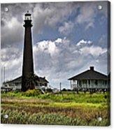 The Bolivar Lighthouse Acrylic Print