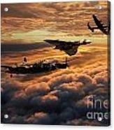 The Bomber Age  Acrylic Print